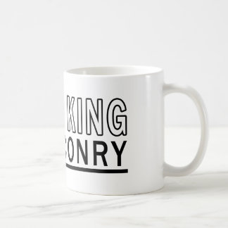 Be The King Of Falconry Mug