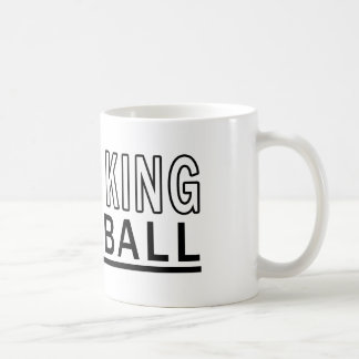Be The King Of Netball Coffee Mugs