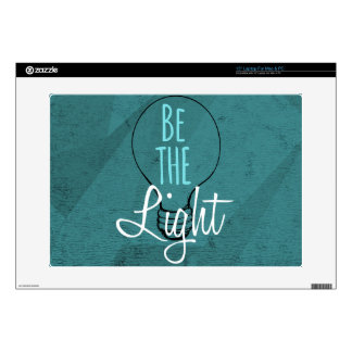Be The Light 15in Laptop Skin