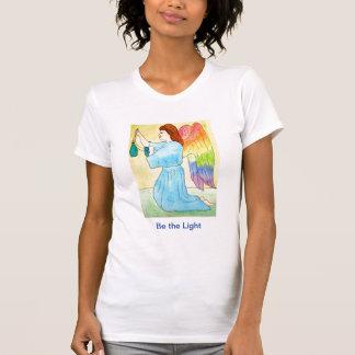 Be the Light Angel Shirt
