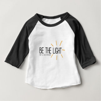 Be the Light Mental Health Ministry Baby T-Shirt