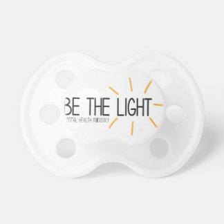Be the Light Mental Health Ministry Pacifier