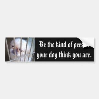 Be The Person Bumper Stickers