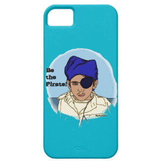 Be the Pirate Cell Phone Case