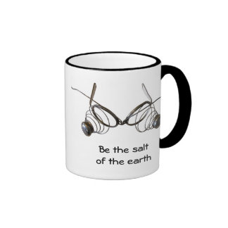 Be the saltof the earth Coffee Mug