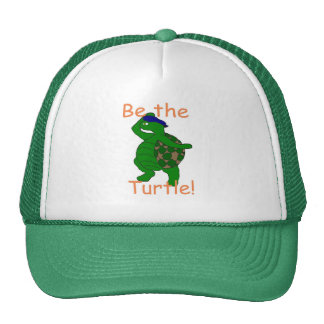 Be the Turtle Hat