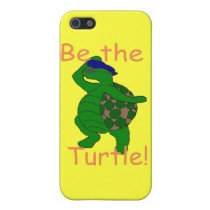 Be the Turtle iPhone Case