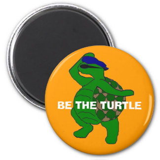 Be the Turtle Magnet