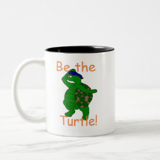 Be the Turtle / Rock the Turtle Mug