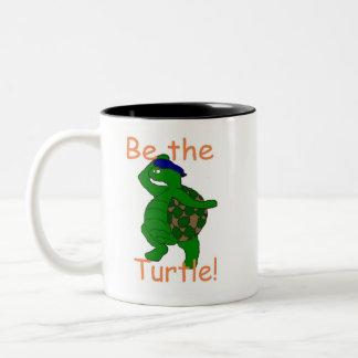 Be the Turtle / Rock the Turtle Mug