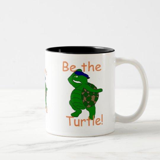 Be the Turtle Trio Mug
