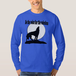 Be the Voice Men's Long Sleeve T-shirt