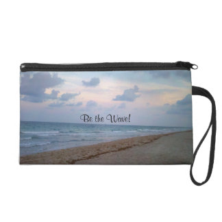 Be the Wave! Wristlet