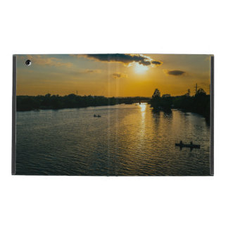 Be there till the end iPad cases