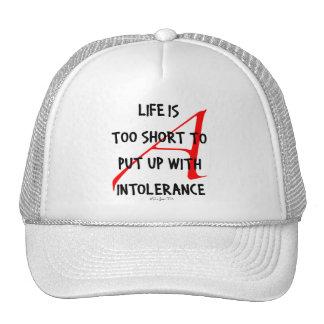 Be Tolerant of Nonbelievers Trucker Hat