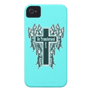 Be Transformed – Romans 12:2 iPhone 4 Case-Mate Cases