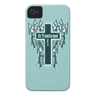 Be Transformed – Romans 12:2 iPhone 4 Covers
