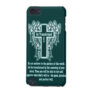 Be Transformed – Romans 12 2 iPod Touch 5G Cover