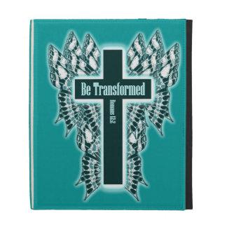 Be Transformed – Romans 12 2 iPad Folio Covers