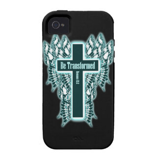 Be Transformed – Romans 12:2 Vibe iPhone 4 Case