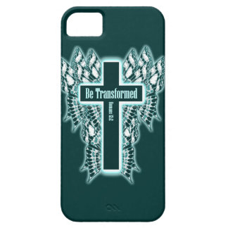 Be Transformed – Romans 12 2 iPhone 5 Case
