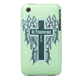 Be Transformed – Romans 12 2 iPhone 3 Case-Mate Case