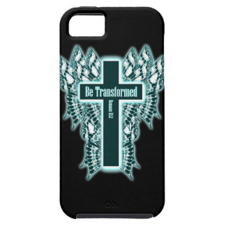 Be Transformed – Romans 12:2 iPhone 5 Cover