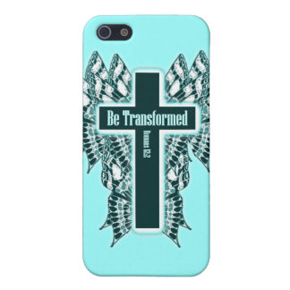 Be Transformed – Romans 12 2 iPhone 5 Cover