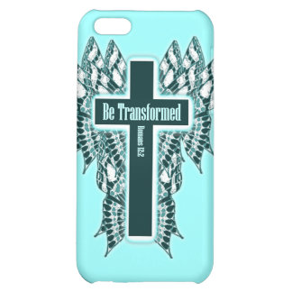 Be Transformed – Romans 12 2 Cover For iPhone 5C