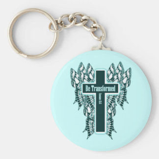 Be Transformed – Romans 12:2 Key Chains