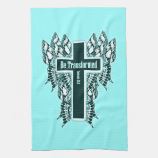 Be Transformed – Romans 12:2 Kitchen Towel