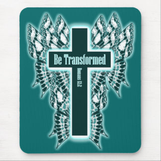 Be Transformed – Romans 12:2 Mouse Pads