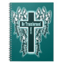 Be Transformed – Romans 12:2 Spiral Note Book