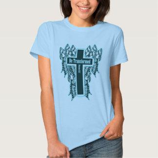 Be Transformed – Romans 12:2 Tee Shirt