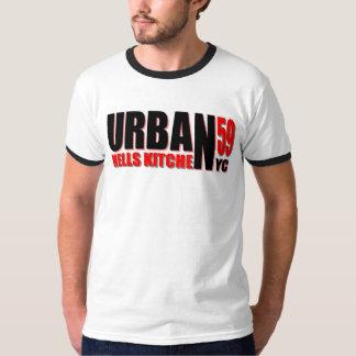 Be Urban Not SubUrban T-Shirt by Urban59 NYC