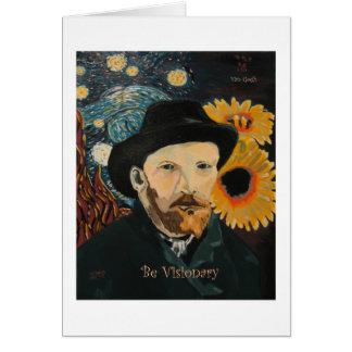 Be Visionary notecard