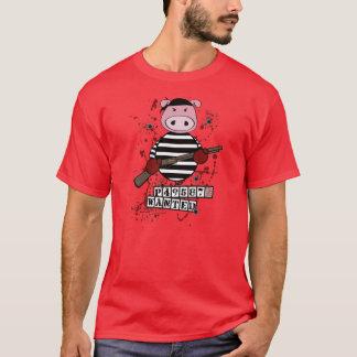 """Be Wanted""- pig T-Shirt"