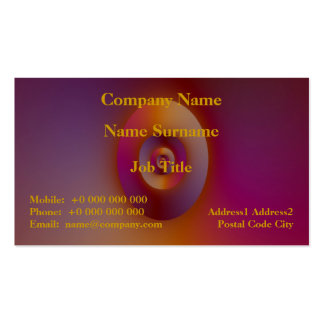Be Warmed Business Card Pack Of Standard Business Cards