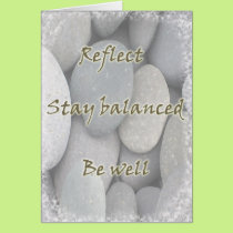 Be Well Card