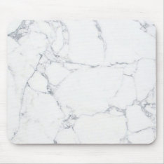 Be White Mouse Pad at Zazzle
