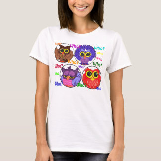 Be who you are! Ladies T-Shirt