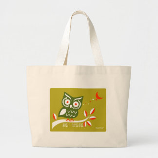 Be Wise Canvas Bags