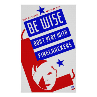 Be Wise Poster