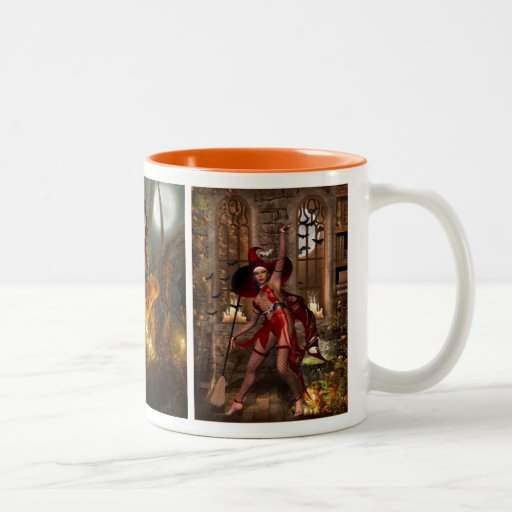 Be-witched mug
