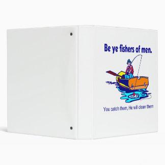 Be ye fishers of men binder