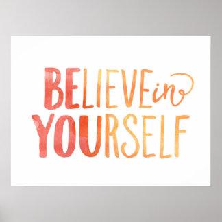 Be You - Art Print