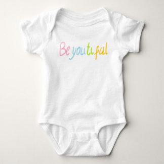 be You Beautiful Baby Bodysuit