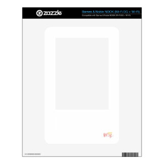 be You Beautiful NOOK Decals
