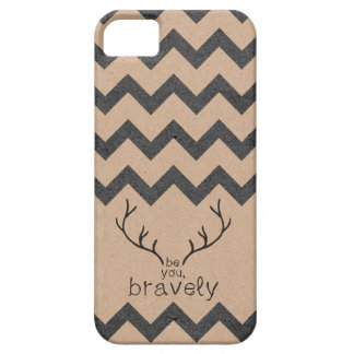 Be you, Bravely iPhone 5 Covers