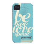 Be You iPhone 4 Case